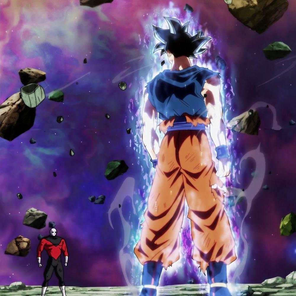 Goku And Jiren Migatte No Gokui How Can This By Watyllaouroboros On Deviantart Anime Dragon Ball Super Anime Dragon Ball Dragon Ball Art