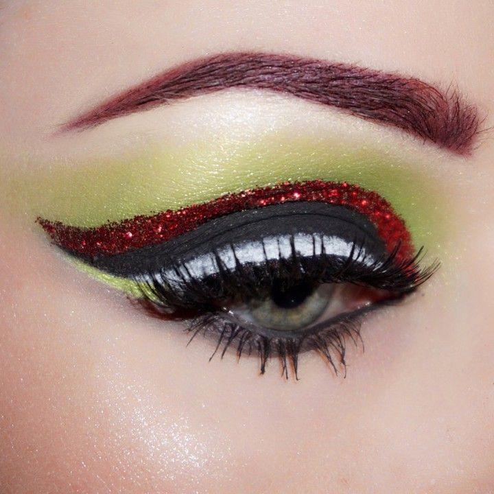 Eyeshadow eyeshadow lipstick makeup