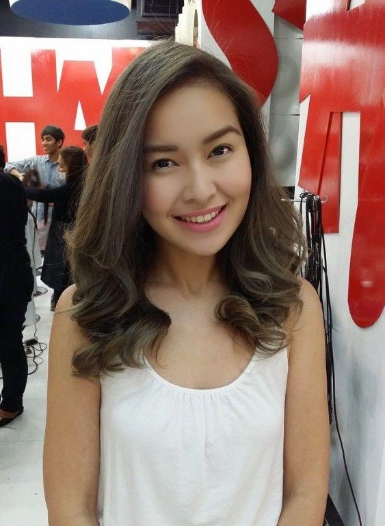 Dark Ash Blonde Hair Dye On Black Hair Jpg 563 768 Hair Color Asian Ash Brown Hair Color Ash Brown Hair