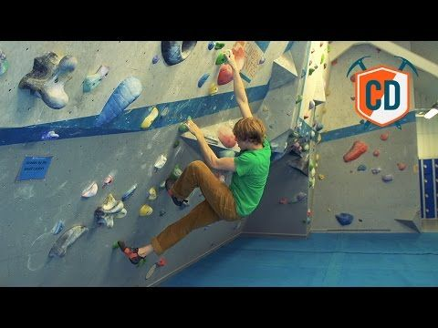 How To Improve Your Footwork With Louis Parkinson | EpicTV Climbing