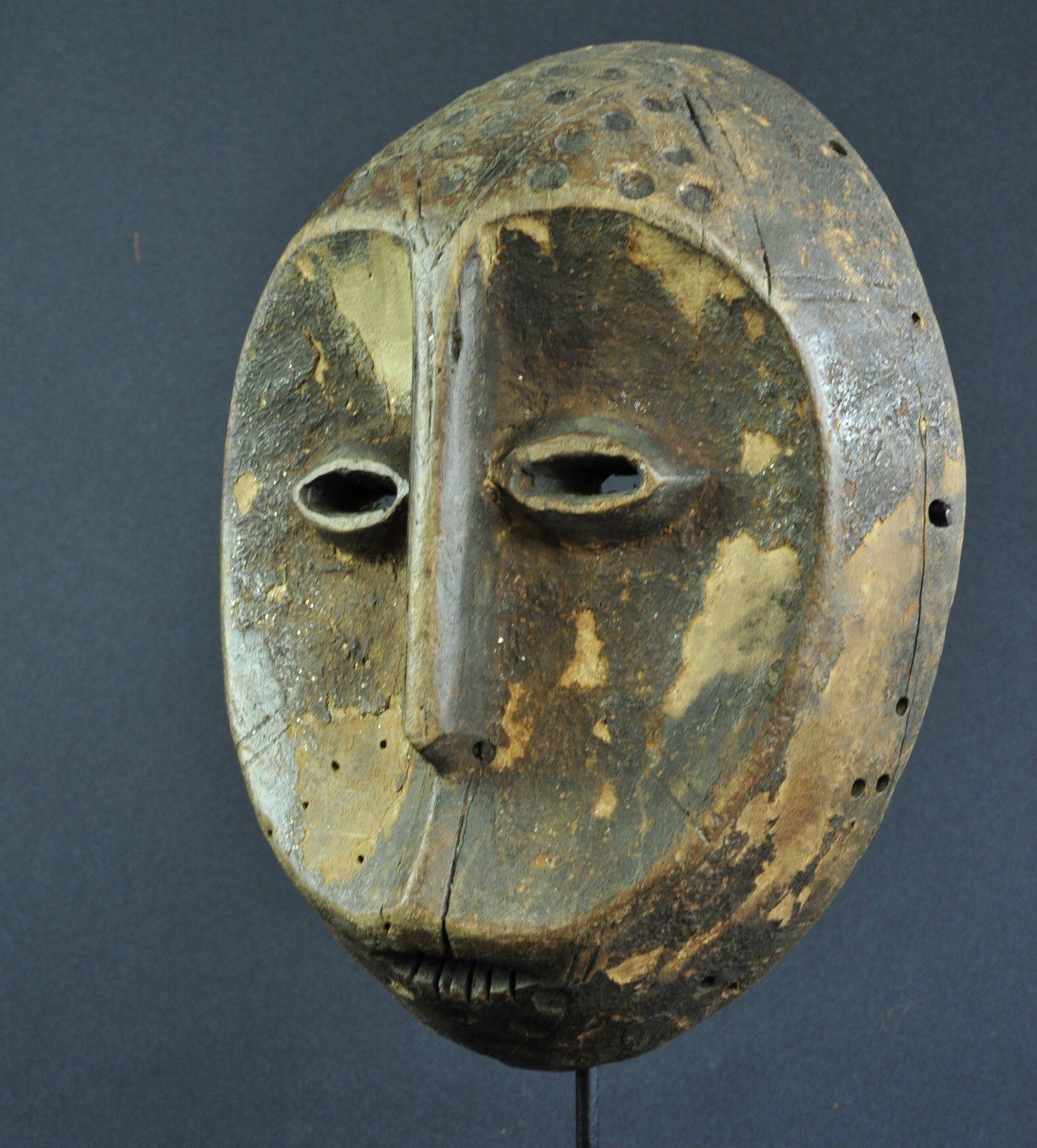 masque africain belgique