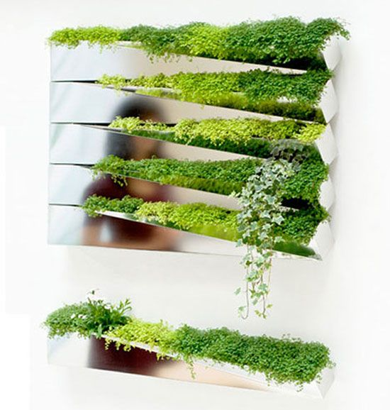 Modern-Green-Wall-Decoration-Grass-Mirror-by-H2o-Architects-1