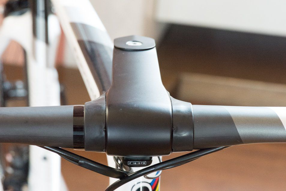 First Look Colnago Concept Frame Stand Concept
