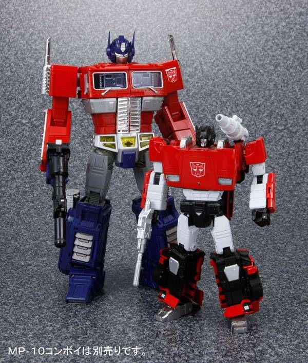 Takara Tomy Transformers Masterpiece MP-12 SIDESWIPE Lambor LP500S Action Figure