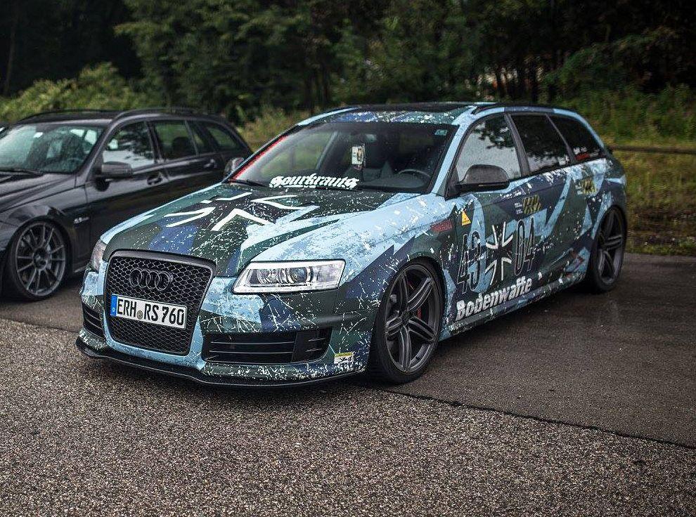 Audi Rs6 Bodenwaffe Wraps Pinterest Audi Audi Rs6 Und Cars