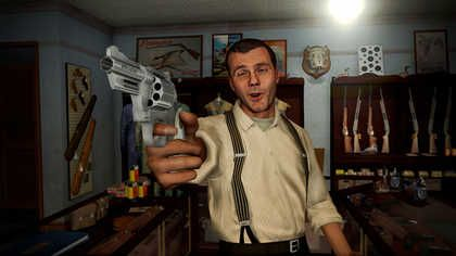 L.A. Noire Video Game, A Killer's Motive Cinematic Trailer HD