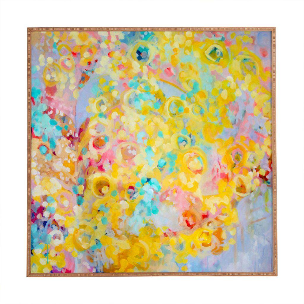 Stephanie Corfee Sugar Framed Wall Art | Framed wall art