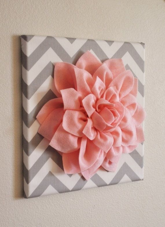 Awesome Adorable DIY Wall Art. Great For Girlu0027s Room Decor. Nice Look