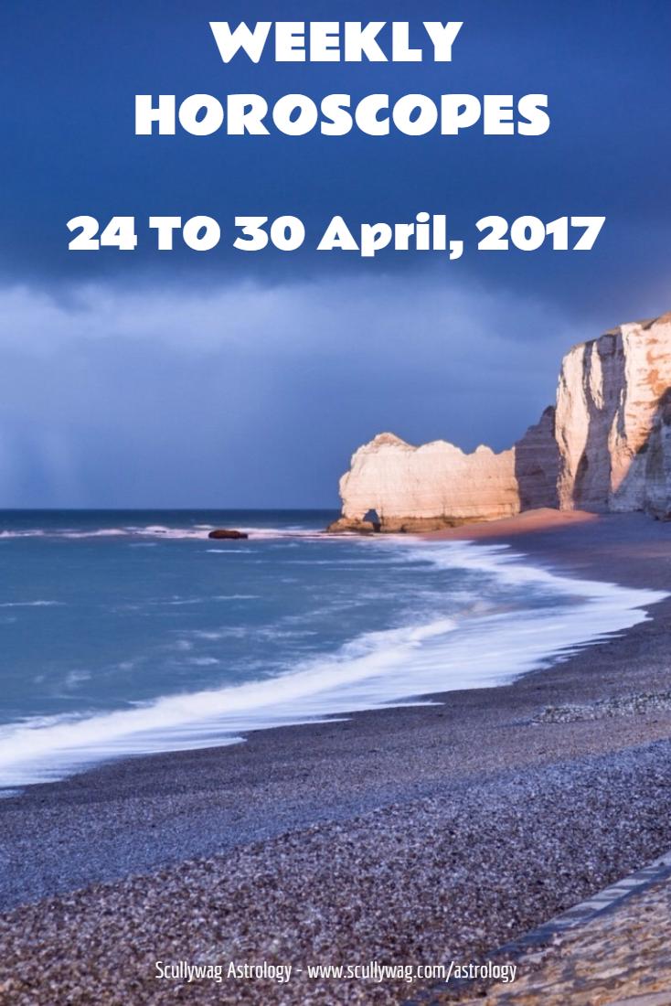 Weekly Horoscope - April 24 to 30, 2017 | Weekly horoscope ...