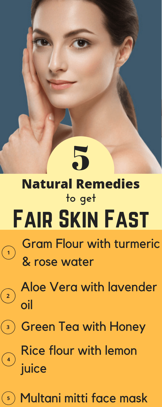 natural face masks to make your skin fairer  How to grow eyebrows