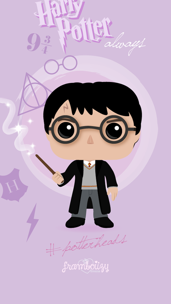 iPhone Wall: Harry Potter tjn