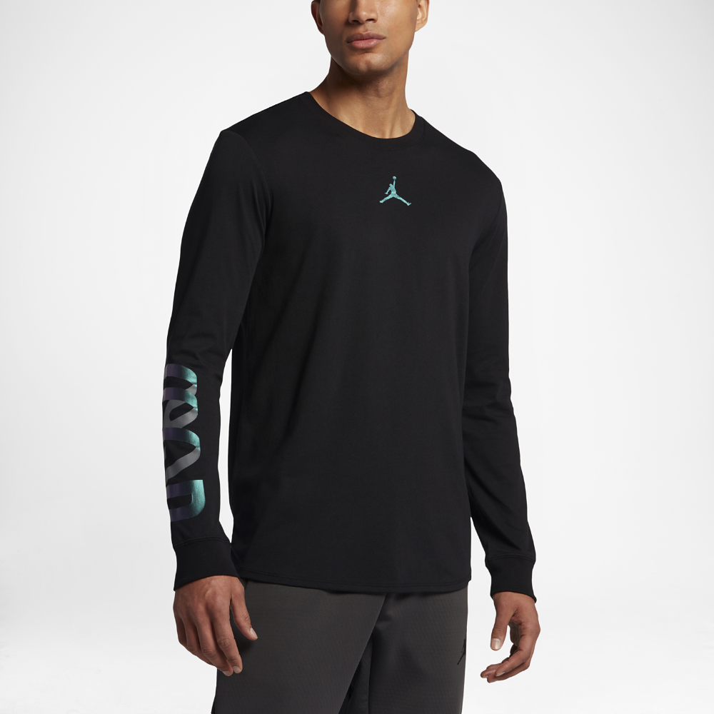 dd5f67cef7ea Jordan Dry Air Up Men s Long Sleeve T-Shirt