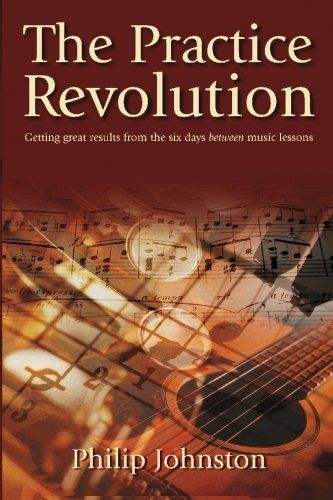 The Practice Revolution: Getting great results from the six days between lessons by Philip Johnston, http://www.amazon.com/dp/095819050X/ref=cm_sw_r_pi_dp_fe84qb1HAGW7V