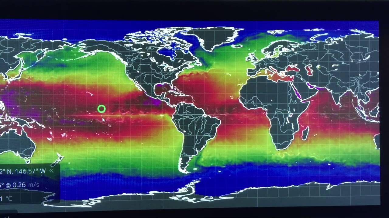 Unprecedented? Jet Stream Crosses Equator. | chrissy londono ...