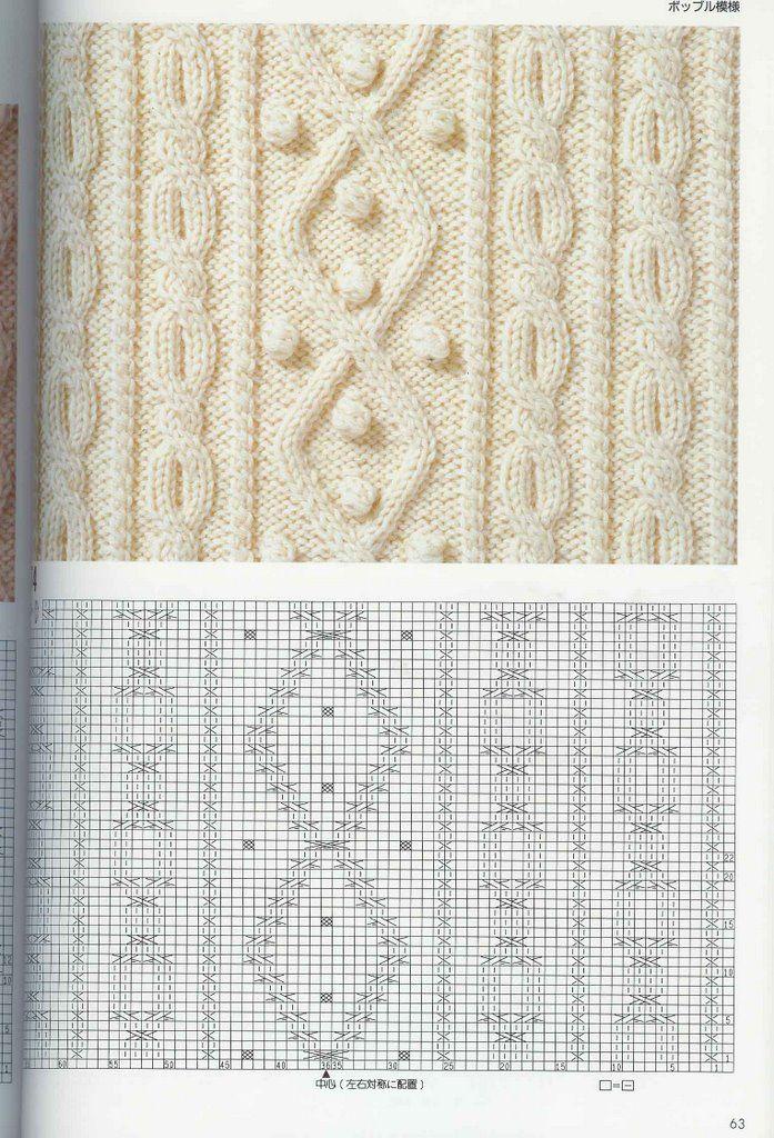 Picasa Web Albums | Knitting Stitches | Pinterest | Cruzado, Trenza ...