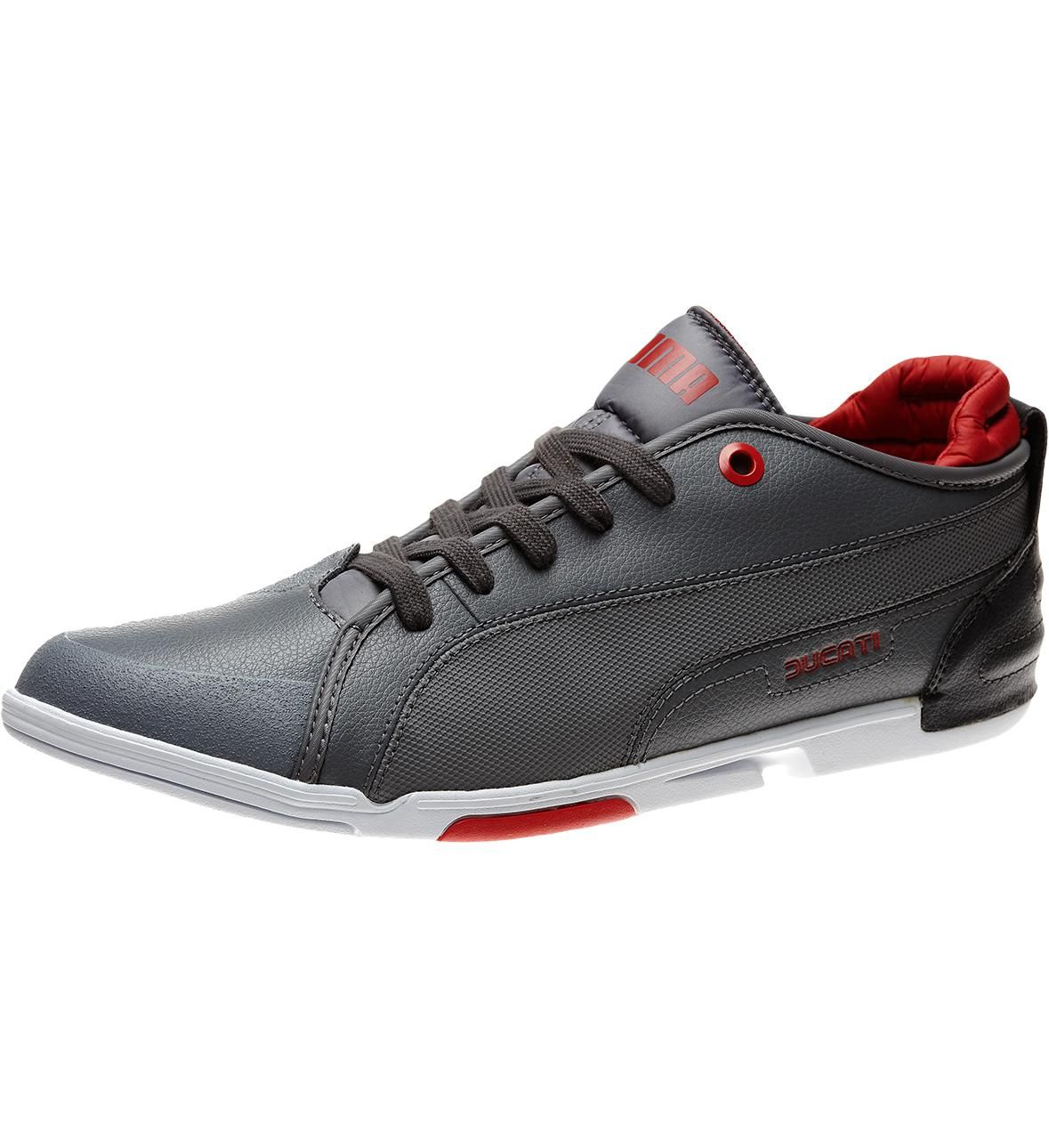 The PUMA Ducati Xelerate Lo Shoes. Only at $75.00