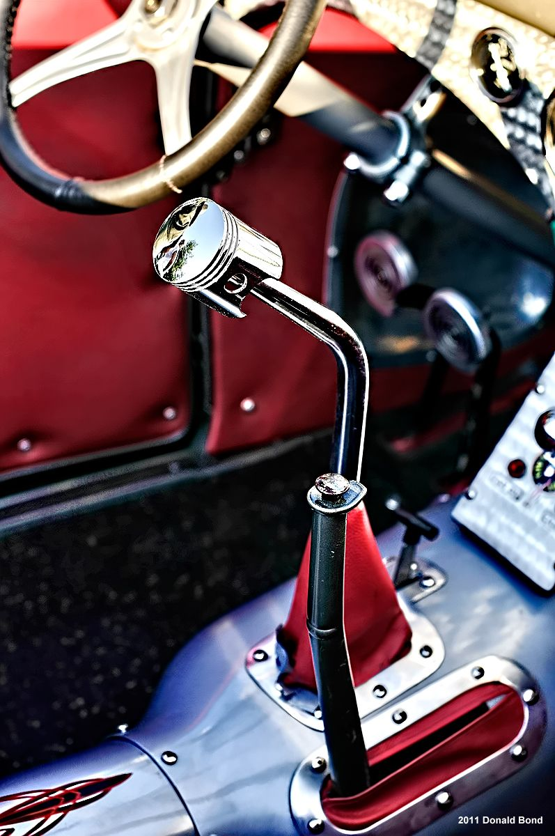 Donald Bond Photography Muebles De Coche Palanca De Cambios Autos