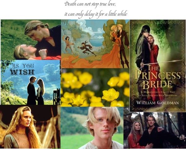 """The Princess Bride"" by angieljw ❤ liked on Polyvore"