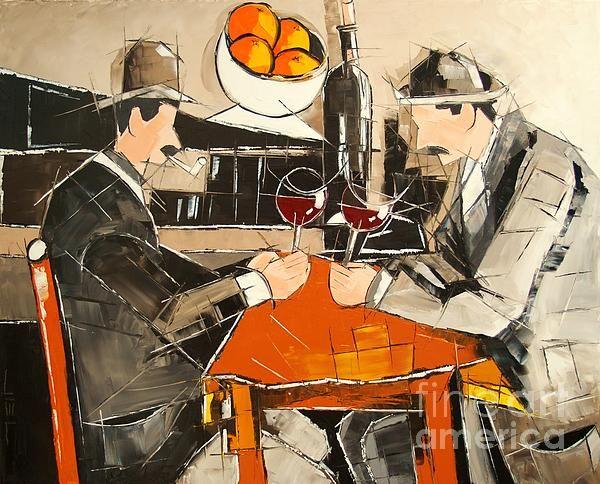Atelier De Jiel - Toast to our Friendship