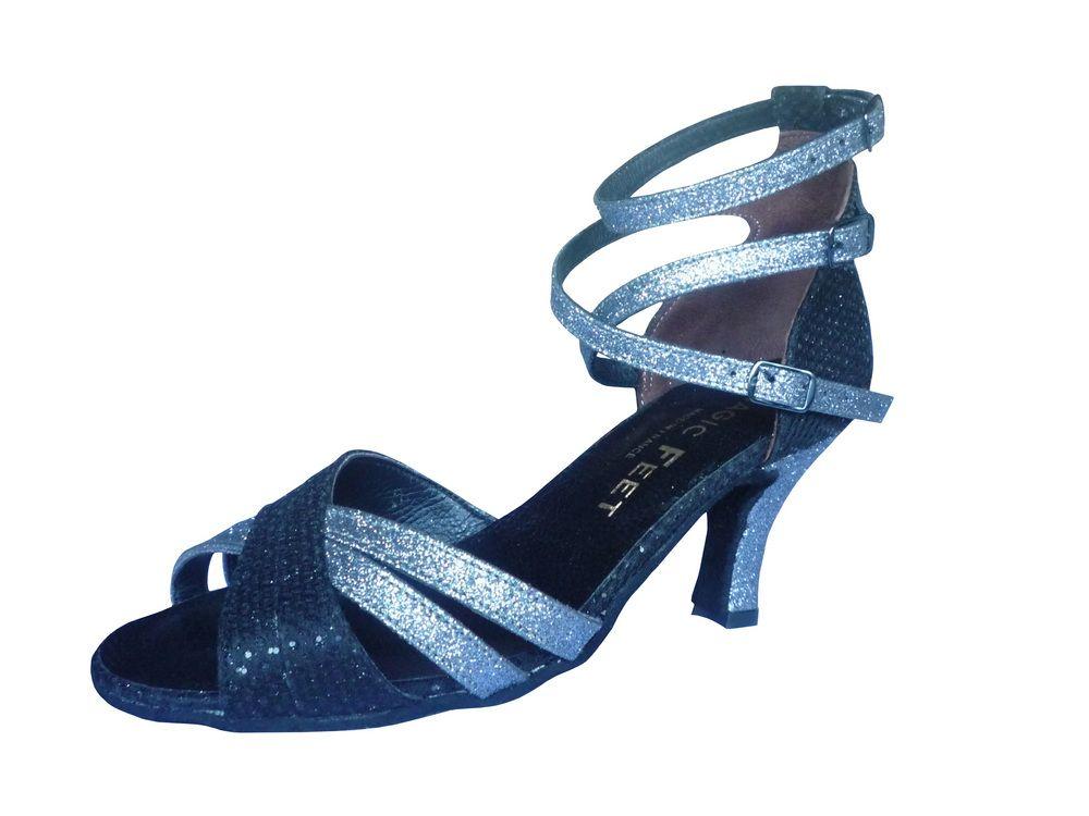 17ae739b69c9c8 Cecilia | Les chaussures femme danse latine | MAGIC FEET - Chaussures de danse  latine et