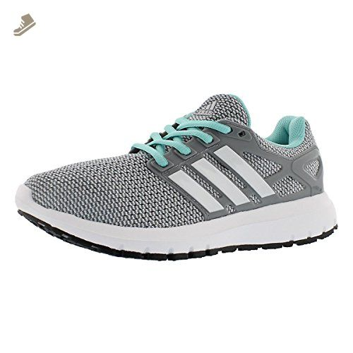 new arrival b591a cd52e Adidas Women s Energy Cloud WTC Running Shoe Gry Wht 6 M US - Adidas  sneakers