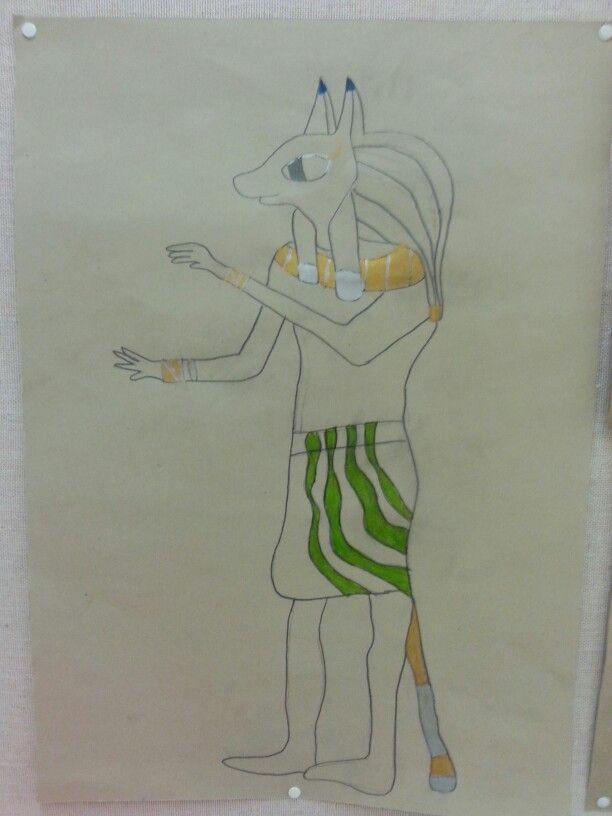 Egyptiläisiä jumalhahmoja