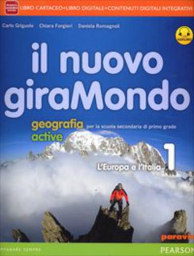 Nuovo #giramondo. con italia delle regioni. edizione Paravia  ad Euro 19.30 in #Paravia #Libraccio