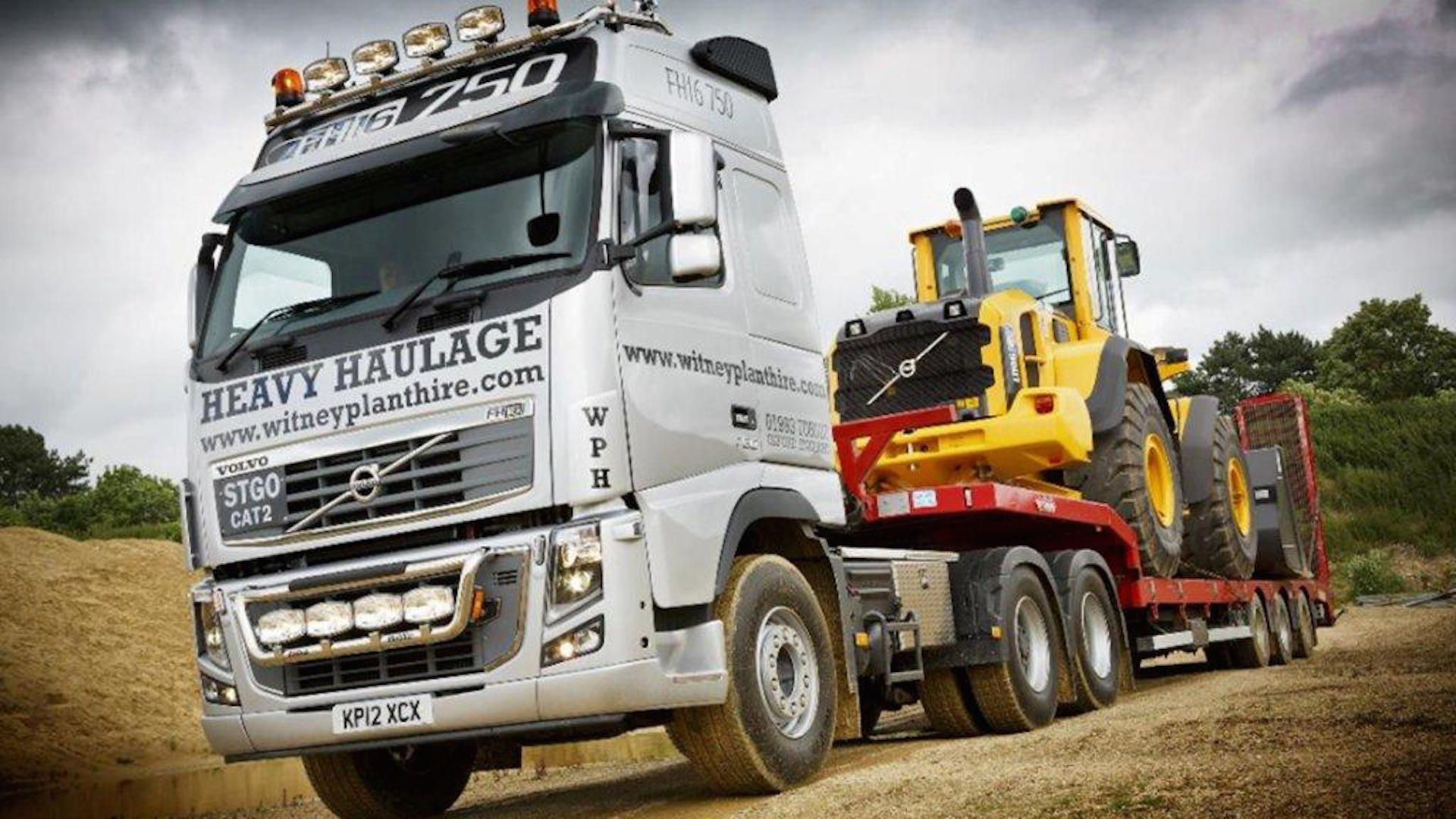 Witney Plant Hire specialise in Plant, Tool, Crane hire ...
