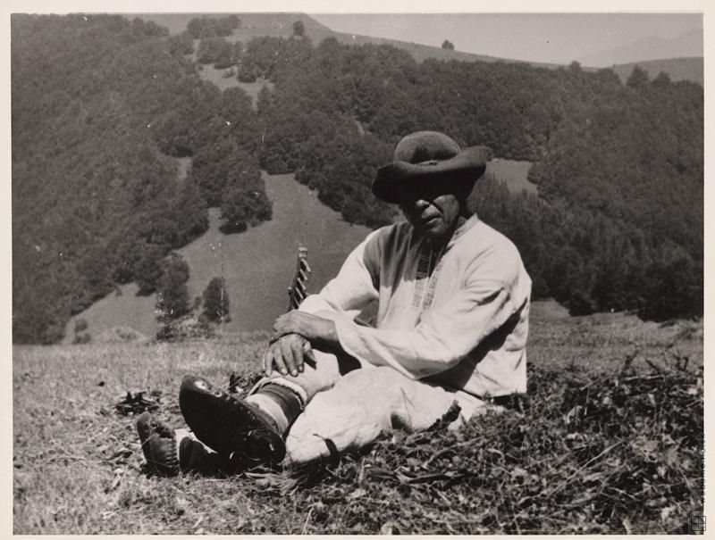 Karol Aufricht: Fačkov. Odpočinok:1933