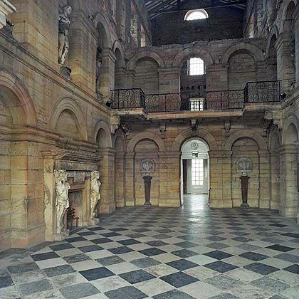 Chateau D Anet Floor Plan Datei Chateau De Fontainebleau