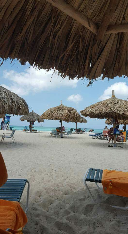 Perfect view for me.     Just love me some Aruba