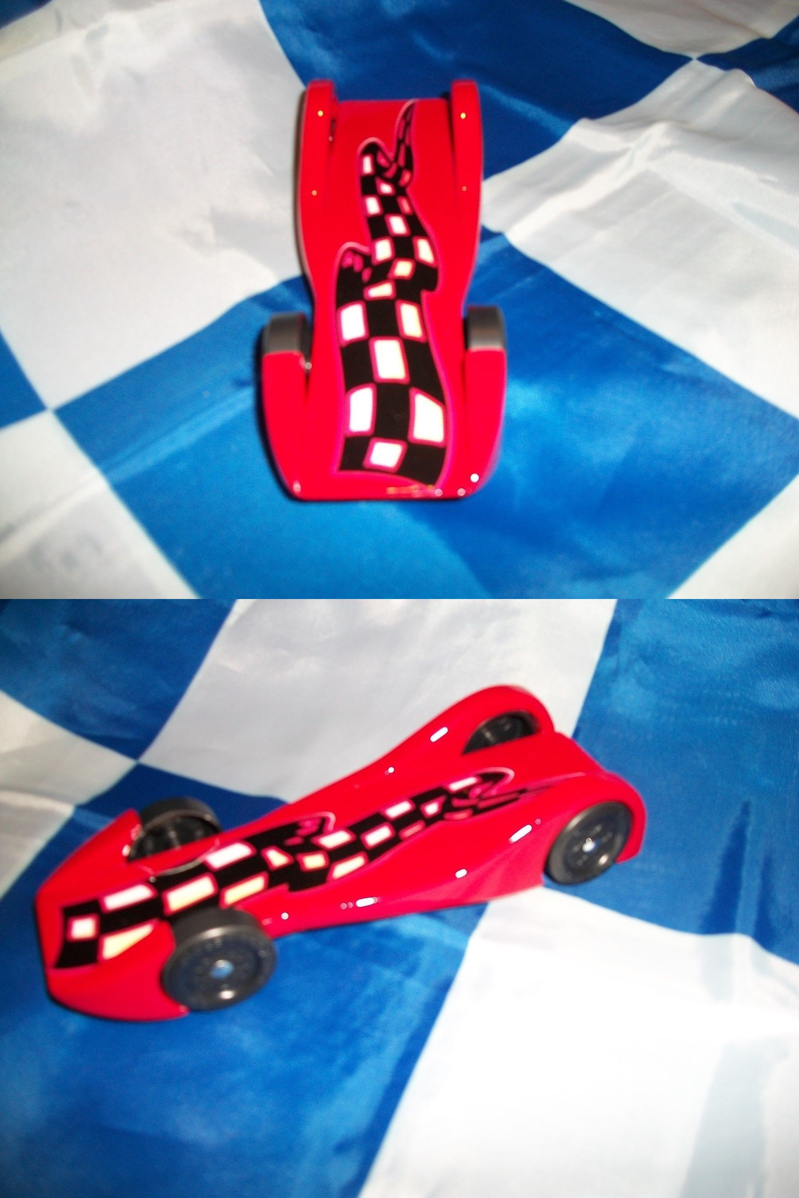 Wooden 2595 Superfast Pinewood Derby Car By Derby Dude Buy It