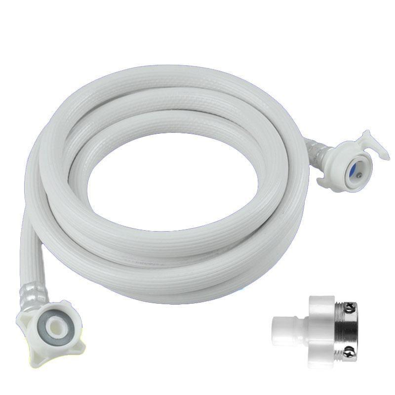 Washing Machine Hose Flexible Plumbing Hoses Drain Pipe Connecting ...