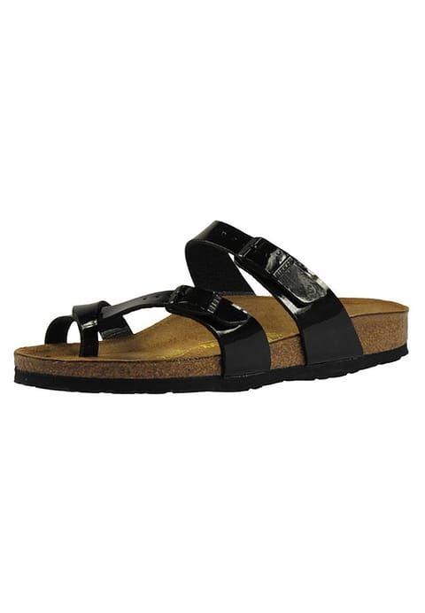 Birkenstock MAYARI - T-bar sandals - schwarz lFnezXv