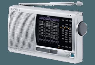 Radio Sony Icf Sw11 Radio Analog Tuner Silber Analog Tuner Mediamarkt Radios Haushaltsgerate Media Markt