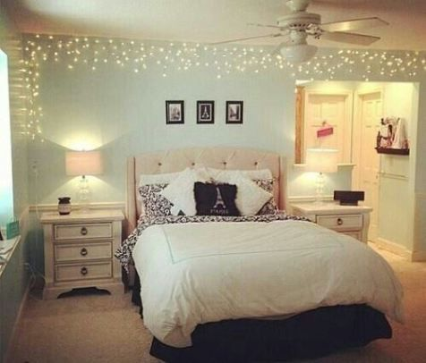 15 Ways To Decorate Your Dorm Room If You Are Obsessed With Fairy Lights Society19 Home Decor Room Inspiration Bedroom Makeover