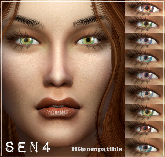 Mask eyes 01, HQ compatible. Enjoy! By Ronja (With images