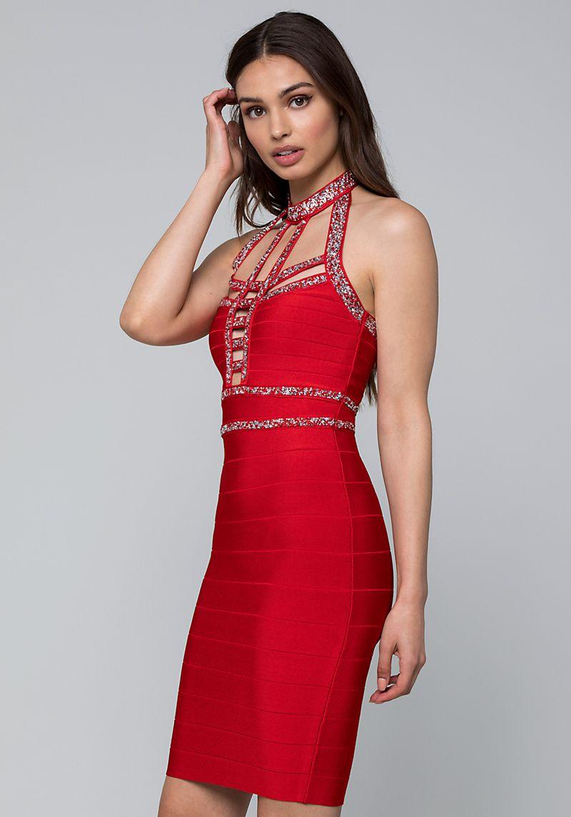 422b7edfc Selene+Bandage+Dress