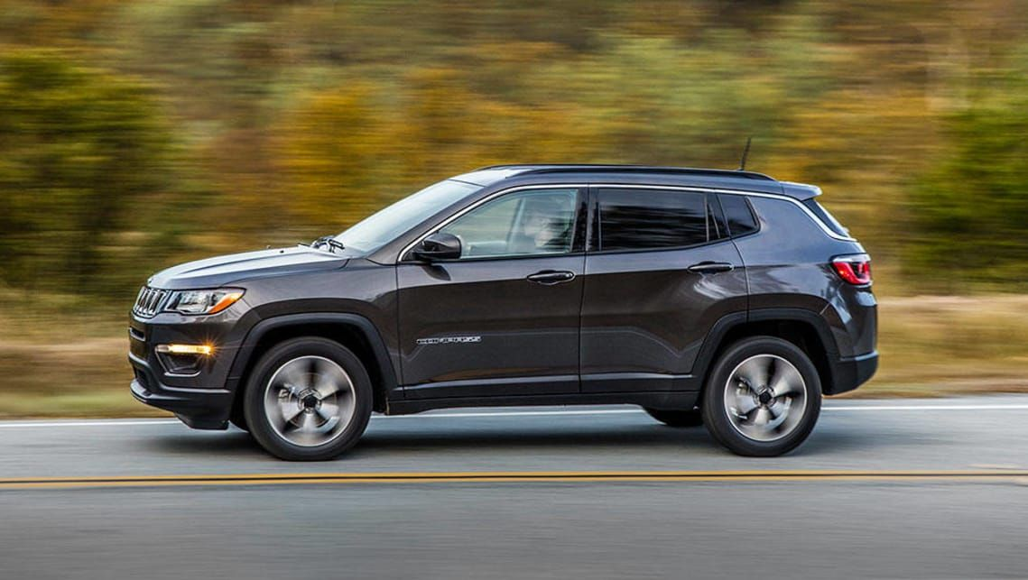 Afbeeldingsresultaat voor jeep compass limited 2018