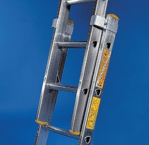 A Frame Triple Extension Ladder