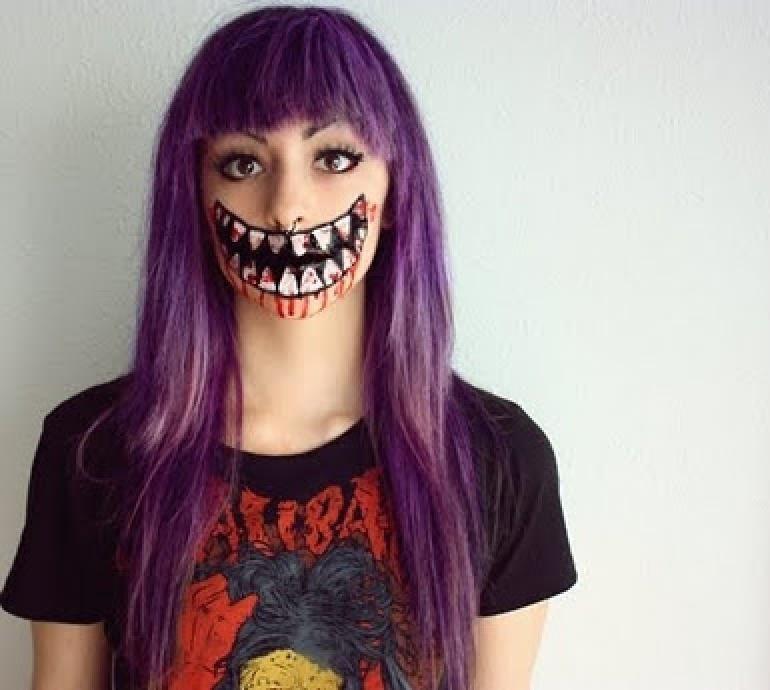 Scary Halloween Makeup Ideas For Boys Halloween Makeup Ideas ...