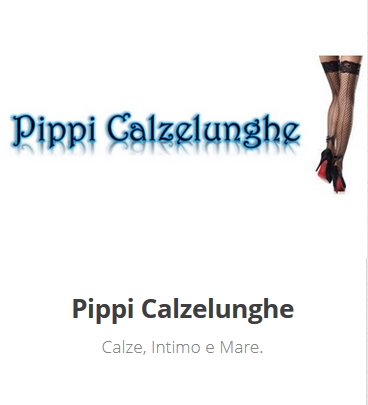 Pippi Calzelunghe Calze intimo e mare. Family Point