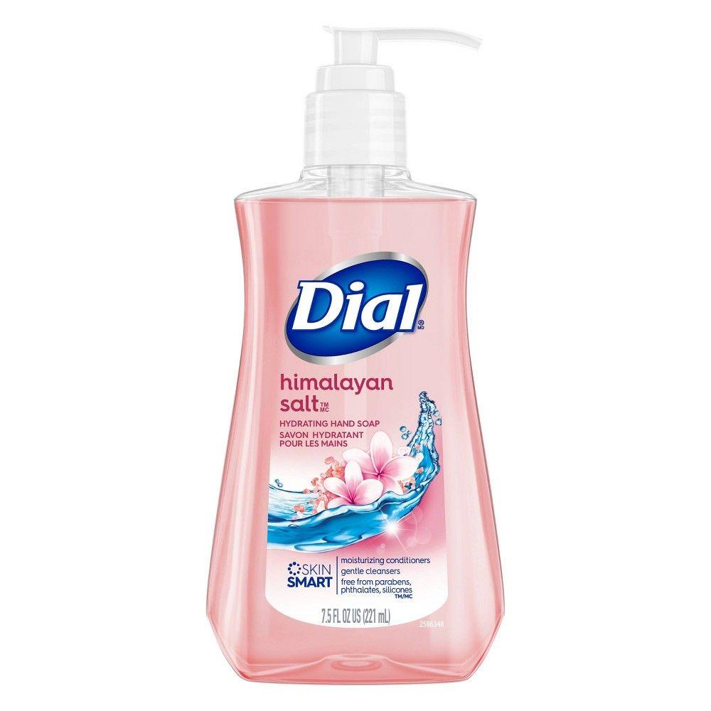 Dial Himalayan Pink Salt Hand Soap 7 5oz In 2020 Himalayan
