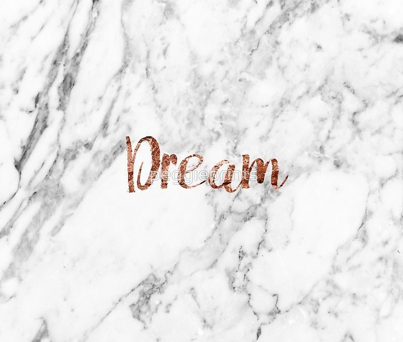 Rose Gold On Marble Dream Rose Gold Wallpaper Gold Wallpaper Background Rose Gold Quotes