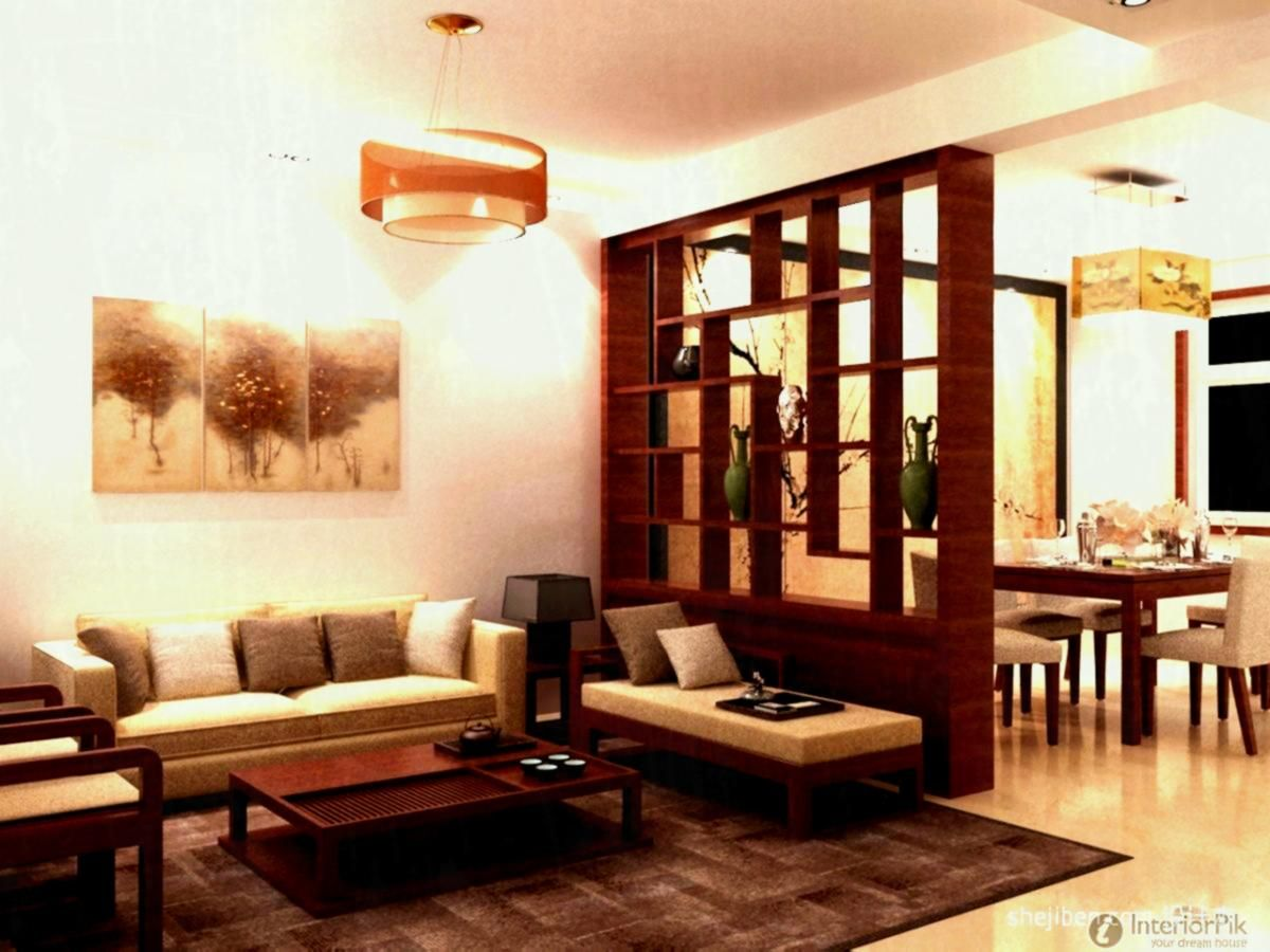 Living Room And Dining Room Partition Designs Novocom Top