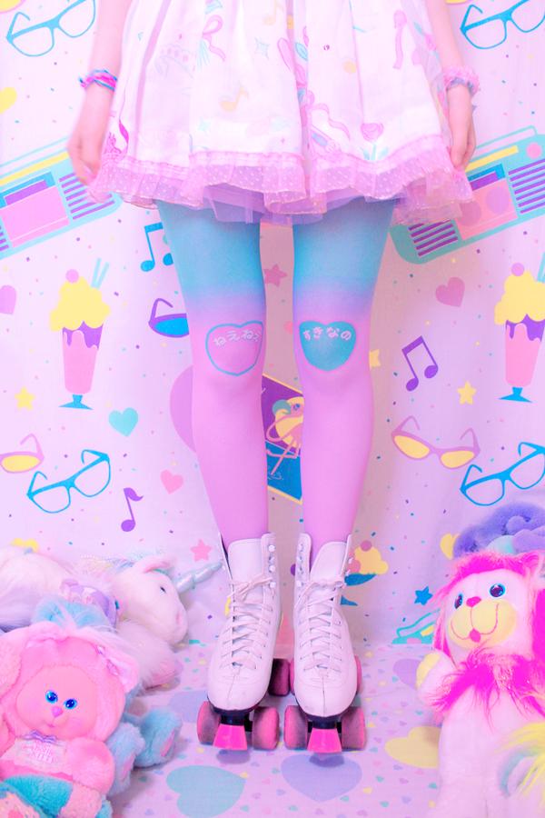 Pastel Rubber Ducky necklaces! fairy kei lolita kawaii fashion baby shower kidcore