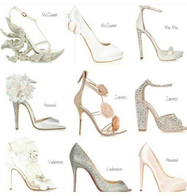 #Shoes #Weddings #Heels #Bride