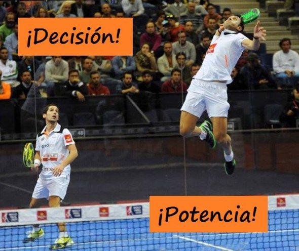Jugador de Revés Potente y Decidido - Fernando Poggi