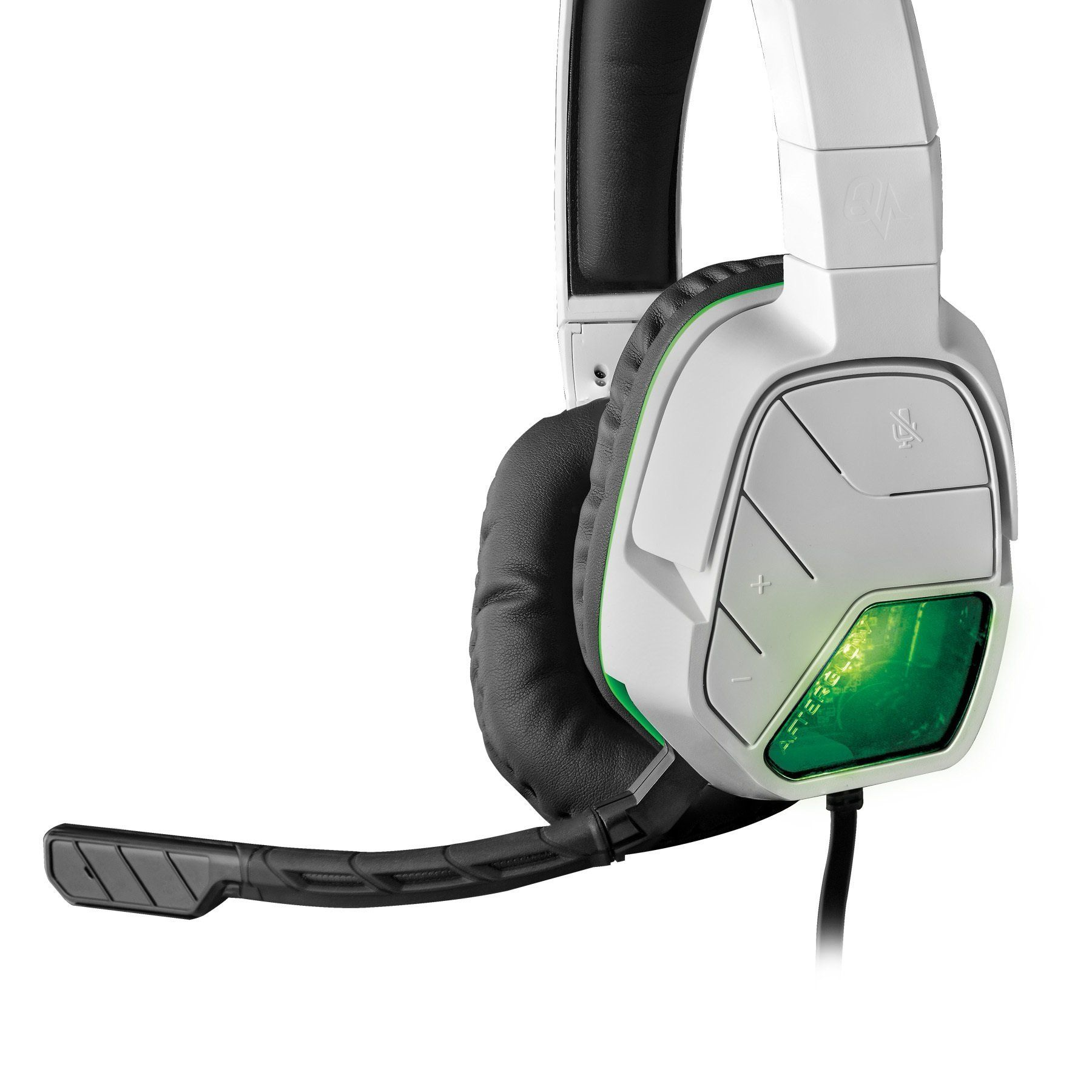 5d4d5433c74 PDP Afterglow LVL 5 Wired Headset for Xbox One White * Click on the image  for additional details.(It is Amazon affiliate link)  #MicrosoftXboxGamesCollection
