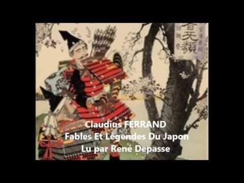 Lu par René Depasse 01 Ourashima Taro 02 La petite voleuse 03 La vengeance du…